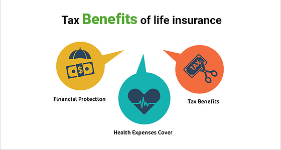 Tax benefit of life insurance